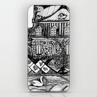 copenhagen iPhone & iPod Skins featuring Copenhagen by intermittentdreamscapes