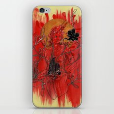 Growth and Decay iPhone & iPod Skin