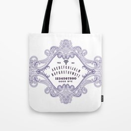 Open Network  Tote Bag