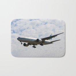 Kuwaiti Airlines Boeing 777 Bath Mat