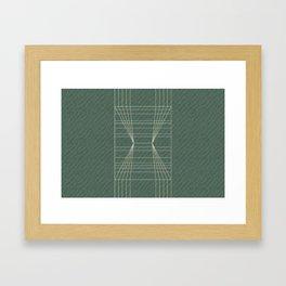 Meadow Bookbinding Framed Art Print