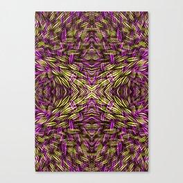 Color blooms Canvas Print