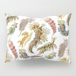 Ernst Haeckel - Nudibranchia (Snails) Pillow Sham