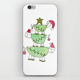 Turtle Tree iPhone Skin