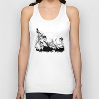band Tank Tops featuring The Band by maxandr