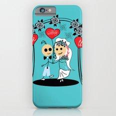 wedding in love) iPhone 6s Slim Case