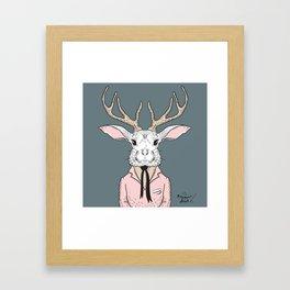 Epistolarus Lepus (brume) Framed Art Print
