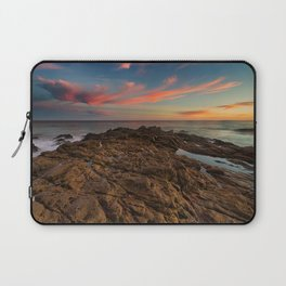 Light and the Tide Pools Laptop Sleeve
