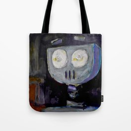 Robot Surprise Tote Bag