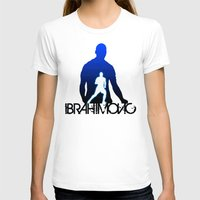 zlatan T-shirts featuring Zlatan Ibrahimovic by Sport_Designs
