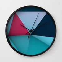 amelie Wall Clocks featuring AMELIE by Taylor English