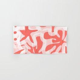 Living Coral View Hand & Bath Towel