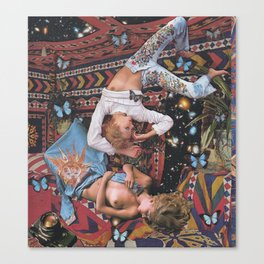 Gypsy Dreaming - Uncovered Canvas Print