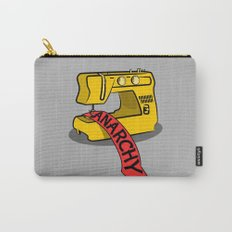 Anarchy Sewing Machine Carry-All Pouch