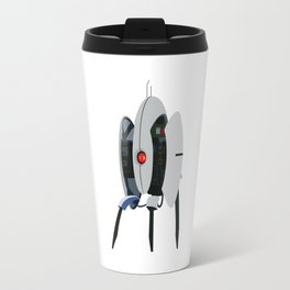 Portal Aperture Turret Travel Mug