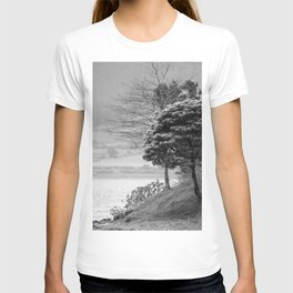 Lake landscape T-shirt
