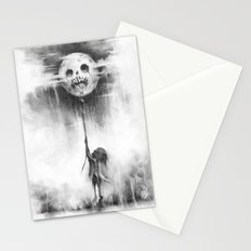 The Moon Harvest Stationery Cards