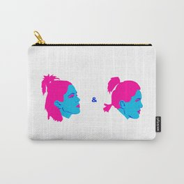 TEGAN AND SARA Carry-All Pouch
