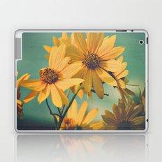 H. maximiliani, Prairie Sunflower Botanical Laptop & iPad Skin