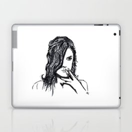 Girls don't cry Laptop & iPad Skin