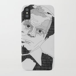 Darryl Revok. iPhone Case
