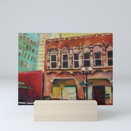 Old San Antonio Mini Art Print