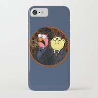221b iPhone & iPod Cases featuring 221b Beaker Street by Onebluebird