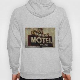 Vintage El Sombrero Motel Sign Hoody