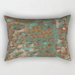 Southwestern Abstract Rectangular Pillow