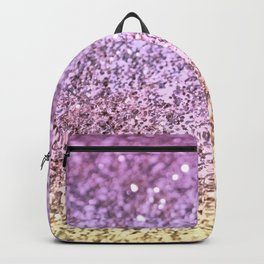 Unicorn Girls Glitter #5 #shiny #decor #art #society6 Backpack