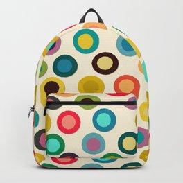 ivory pop spot Backpack