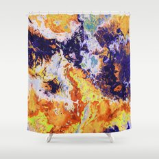 Salek Shower Curtain