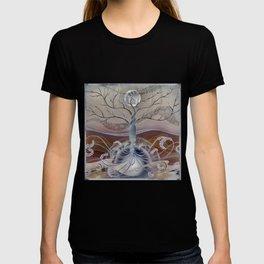 winter in the garden of eden T-shirt