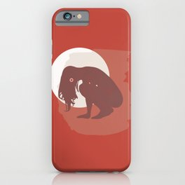Hatha iPhone Case