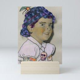Up To Mischief Mini Art Print