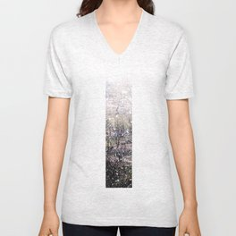 Snow in early fall(1)  Unisex V-Neck