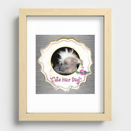 Gentle Giants Rescue and Adoptions Recessed Framed Print