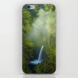 Misty Metlako iPhone Skin