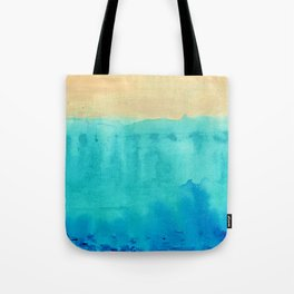 Beach Flow abstract 1 Tote Bag