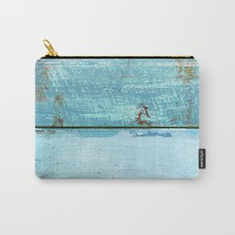 Beach Moonrise Carry-All Pouch