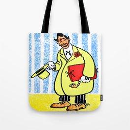 Cartoon comics 9 Tote Bag