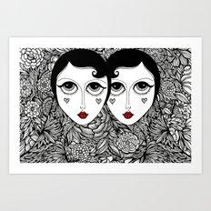 ISABELLA  Art Print