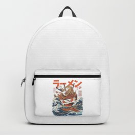 The Great Ramen Backpack