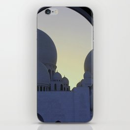 Sheikh Zayed Mosque iPhone Skin