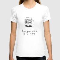 radiohead T-shirts featuring Radiohead by sharon