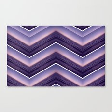 Purple Phase Canvas Print