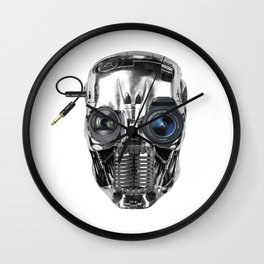 i see, listen, feel... Wall Clock