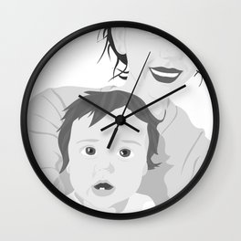 If You Would Only Move Like You Had Something To Lose Wall Clock