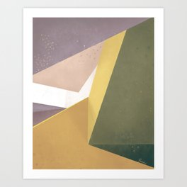 Stairway Ceilings | Playful Art Print