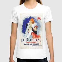 La Diaphane Sarah Bernhardt T-shirt
